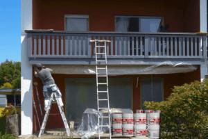 Pittore-Casa-Slide-Coperto-Testa-Pittura
